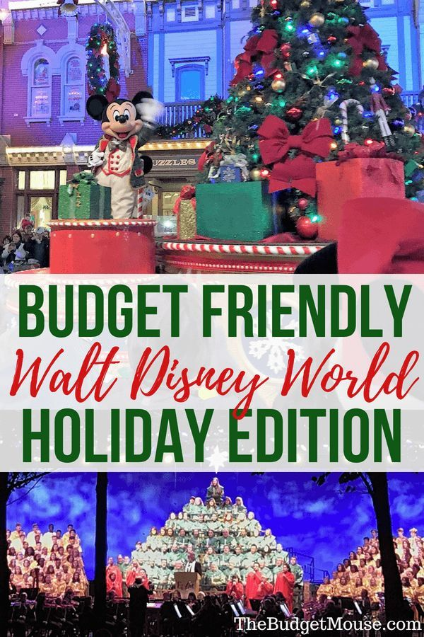 you can take a budget friendly disney world christmas trip with these tips and tricks how to save money at disney world during the holidays - Cheap Christmas Vacations
