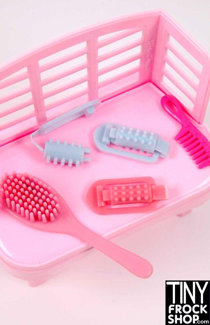 Barbie Curler Beauty Set