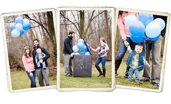 gender reveal: Gender Reveal Photo, Reveal Photo Baby Maternity, Photo Ideas, Teas Photography, Maternity Photography, Balloon Gender Reveal, Families Photo, Photography Ideas, Balloon Photography