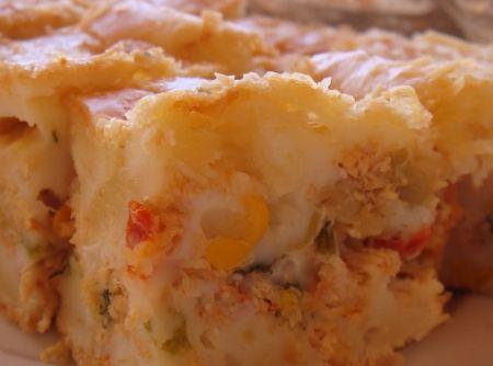 Torta de Liquidificador - Veja como fazer em: http://cybercook.com.br/receita-de-torta-de-liquidificador-r-13-113009.html?pinterest-rec