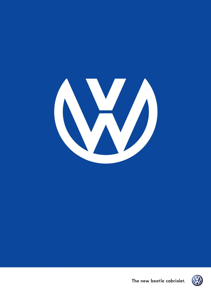 Volkswagen The new Beetle Cabriolet 'Logo' by Bluedream Ad, Shanghai, China