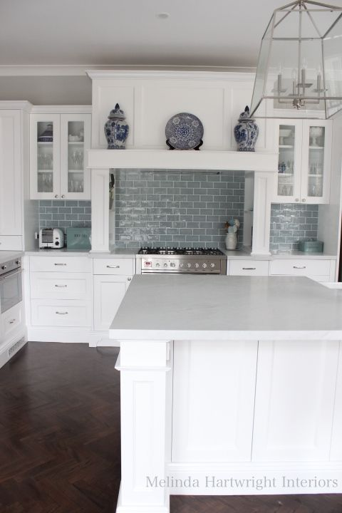 Hamptons style Kitchen renovation More