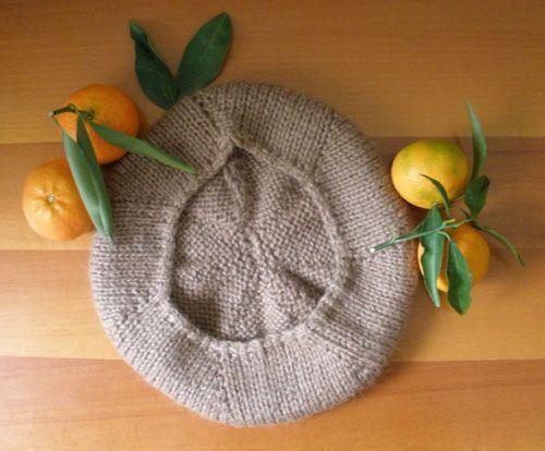 Tutorial: il basco alla francese | Modelli di cappello a ...
