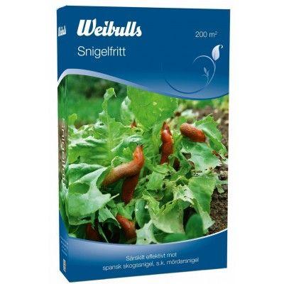 Weibulls Snigelfritt 1kg 200kvm http://www.newgarden.se/Weibulls_Snigelfritt_1kg_200kvm