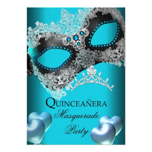 >>>Coupon Code          Masquerade Quinceanera 15 Teal Birthday Party Custom Invites           Masquerade Quinceanera 15 Teal Birthday Party Custom Invites in each seller & make purchase online for cheap. Choose the best price and best promotion as you thing Secure Checkout you can trust Buy b...Cleck Hot Deals >>> http://www.zazzle.com/masquerade_quinceanera_15_teal_birthday_party_invitation-161709803937461546?rf=238627982471231924&zbar=1&tc=terrest