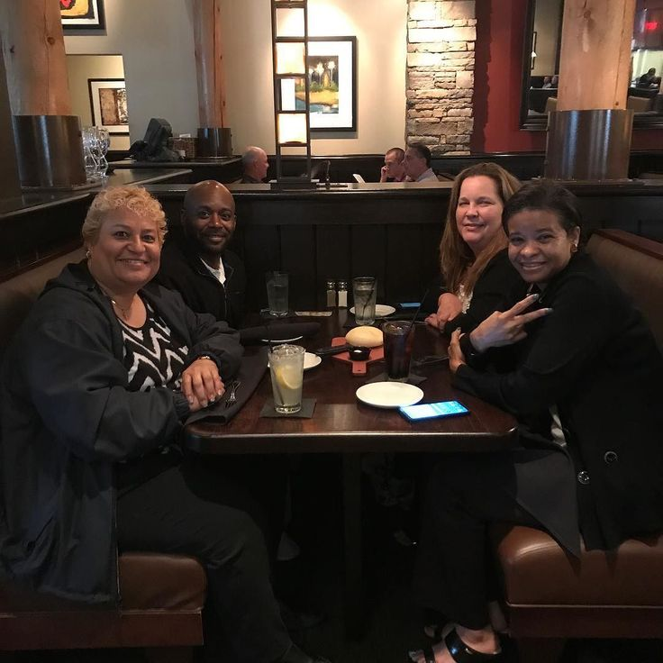 Enjoyed a great dinner with coworkers last night at Firebirds Wood Fire Grill at Towne Centre Blvd in Fredericksburg VA.  #DinnerWithFriends #FirebirdsWoodFireGrill #Fredericksburg