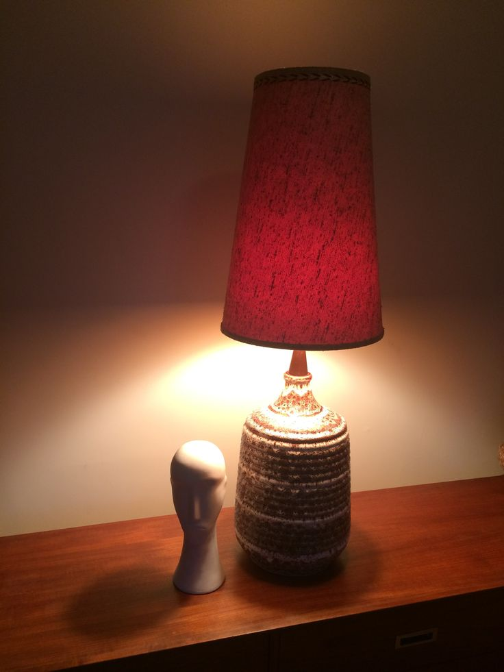 Giant Maurice Chalvignac Lamp Base (shade not included)