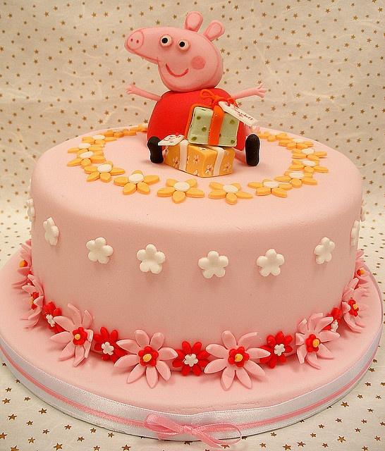 Peppa Birthday Cake!: Birthdayparty, Cake Ideas, Peppa Pig, Peppapig, Party Ideas, Birthday Party, Pig Cakes, Birthday Cakes