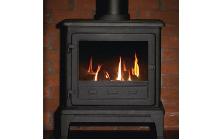 Firefox 8 Gas Coal Effect Stove - Gas Stoves - Stoves