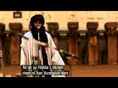 ▶ Tinariwen - Recorded in Gothenburg Sweden in juli 2012 - YouTube