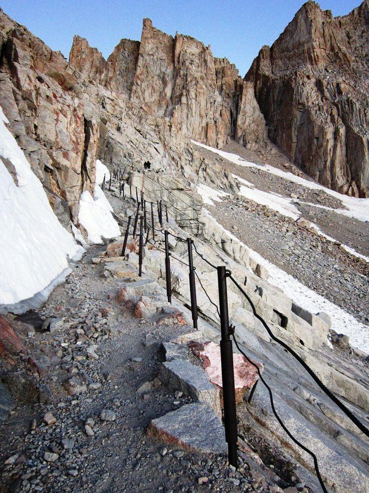 Bucket List: Climb Mt. Whitney (Sierra Nevada Mountain ...