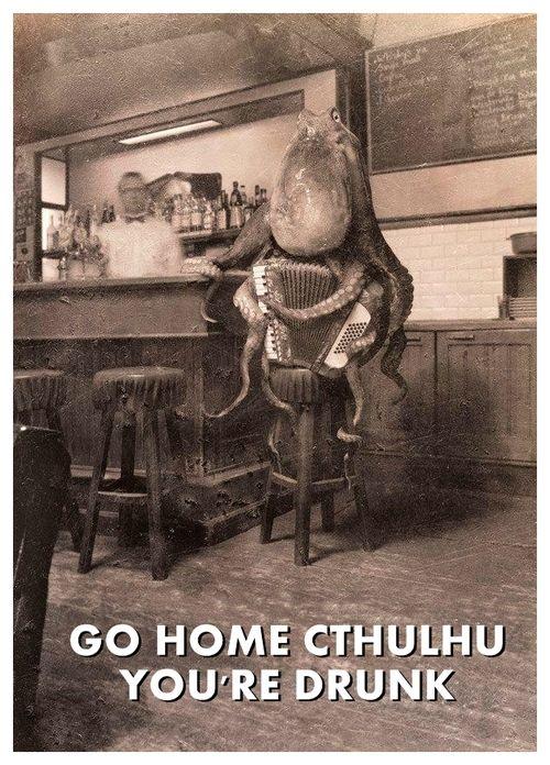 cthulhu:
