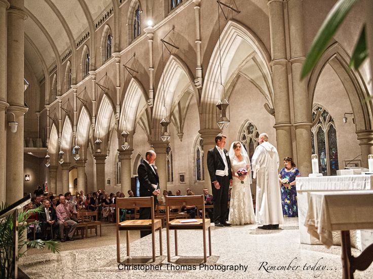 Brisbane Wedding Photography, St Stephens Cathedral, Church Wedding, Christopher Thomas Photography,