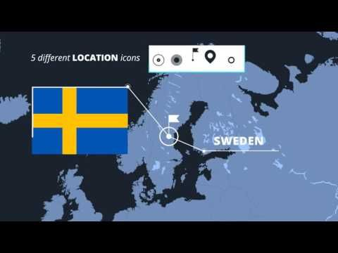 10 best maps images on pinterest after effects templates and link map connector videohive after effects templates gumiabroncs Image collections