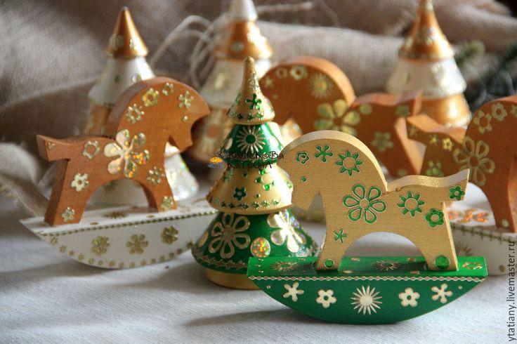 Купить Новогодние игрушки ассорти - разноцветный, набор игрушек, Новый Год, новый год 2016