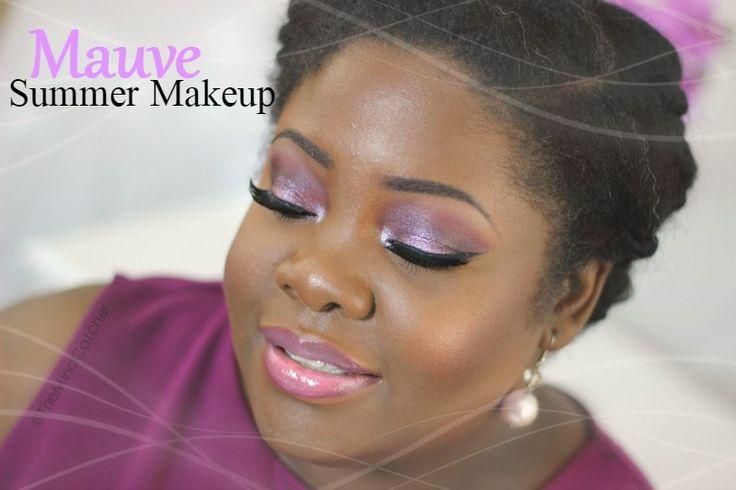 Perfect For A Summer Wedding Weddingmakeup Makeup Woc Naturalhair Classymakeup