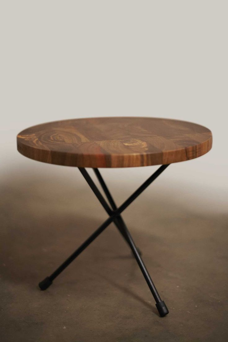 Round Kiaat Table #tothesouth