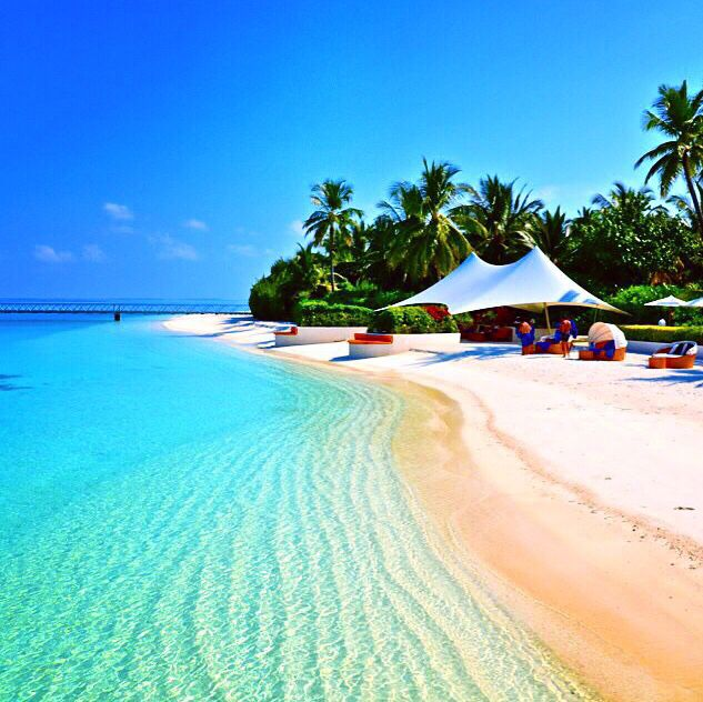 460 best beaches islands images on pinterest for White sand beach vacations