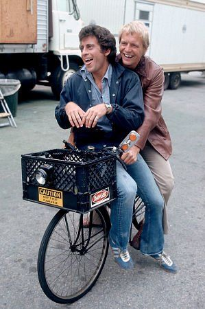 """Starsky and Hutch"" Paul Michael Glaser, David Soul"