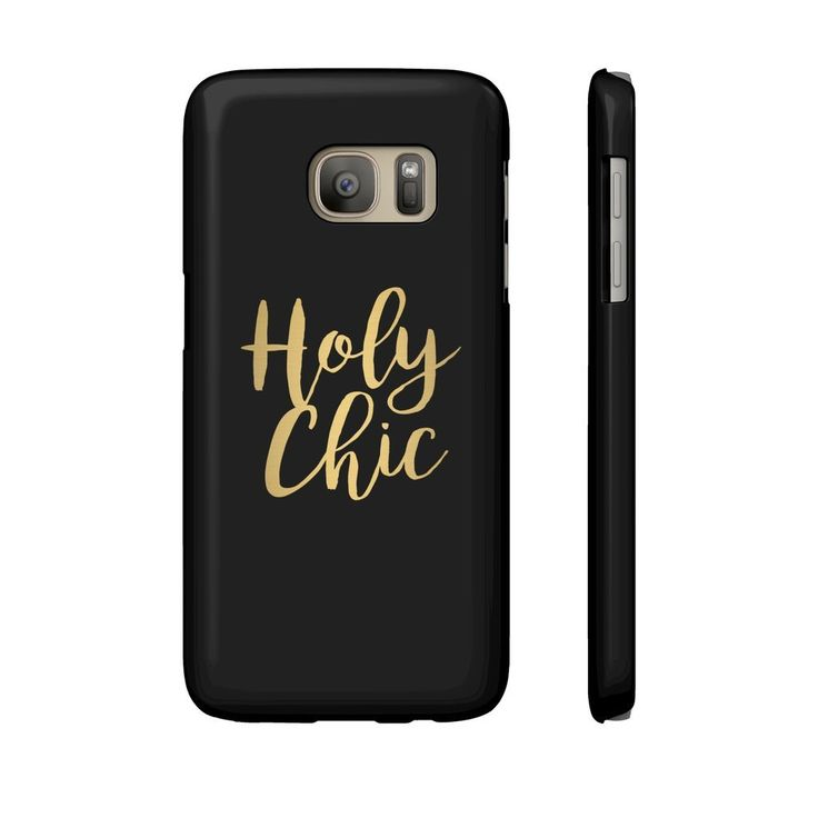 Holy Chic Phone Case