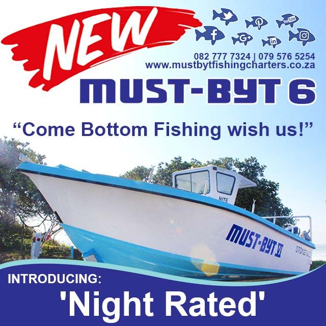 We have heard your requests for #bottomfishing and we would like to introduce #MustByt 6, 'Night Rated'! MORE INFO HERE