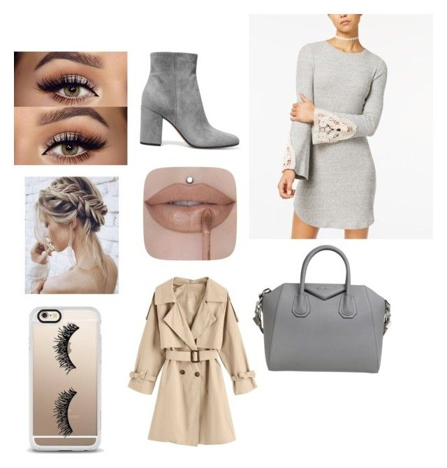"""""""Toamna asta:) te face sa zambesti:)"""" by mara-calinescu on Polyvore featuring American Rag Cie, Gianvito Rossi, Givenchy and Casetify"""