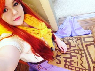 """""""Well I'm almost done! Like 98% just have to pain the sleeves and order new ears ^^"""" kiathedemonwolf.paigeeworld.com #loz #feedback #videogames #cosplay #ocarinaoftime #zelda #legendofzelda ~Moonie"""
