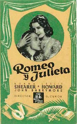 "Romeo y Julieta (1936) ""Romeo and Juliet"" de George Cukor - tt0028203"
