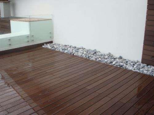 M s de 1000 ideas sobre pisos imitacion madera en pinterest gres porcel nico madera para - Imitacion madera exterior ...