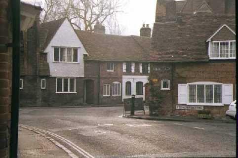 Midsomer Murders Locations - Chesham, Buckinghamshire