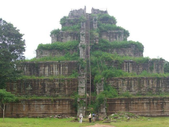 Koh Ke temple, Siem Reap, Cambodia