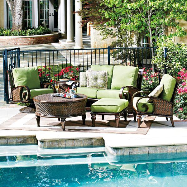 North Shore Deep Seating Set by Woodard. North ShoreFurniture IdeasOutdoor  ... - 29 Best Whitecraft Outdoor Furniture By Woodard Images On Pinterest