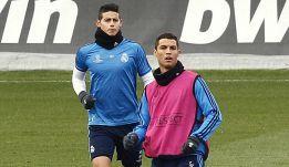 El cucuteño jugará su primer partido de la Champions League 2015/2016. Real Madrid buscará ratificar el liderato del grupo A. Dic 08, 2015.
