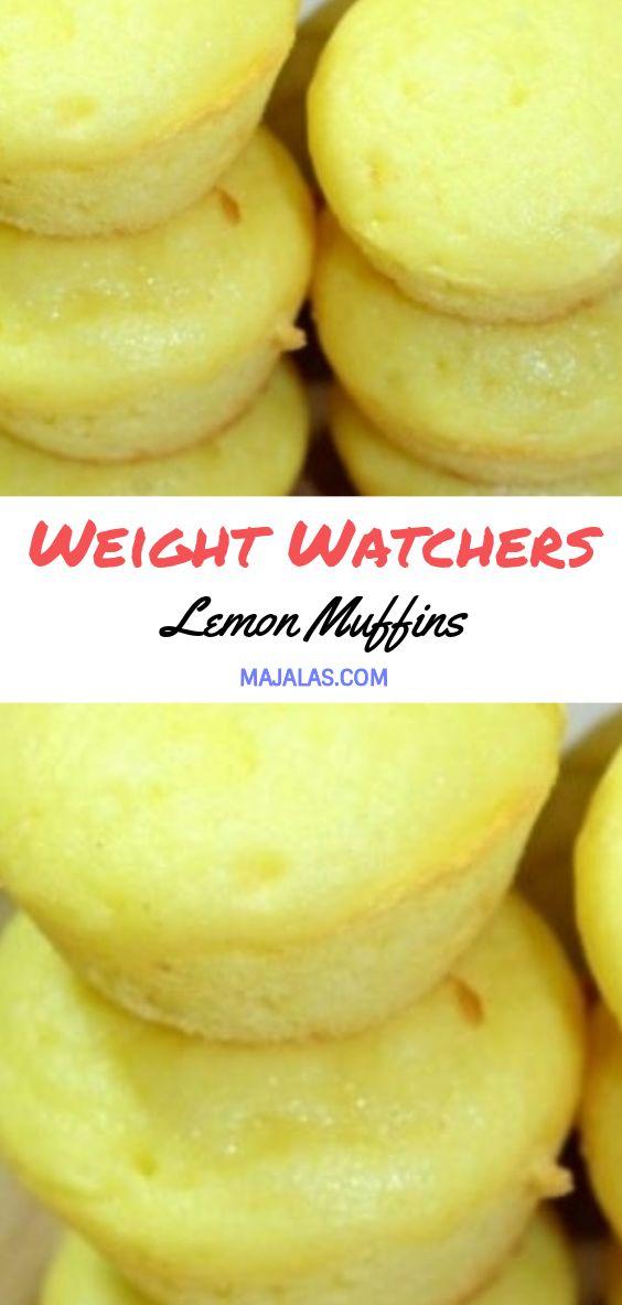 Weight watchers Lemon Muffins