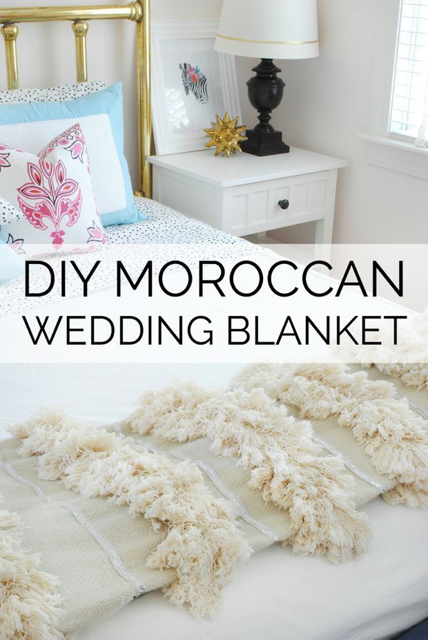 Diy Moroccan Wedding Blanket4 Moroccan Wedding Blanket Wedding Blankets Moroccan Wedding