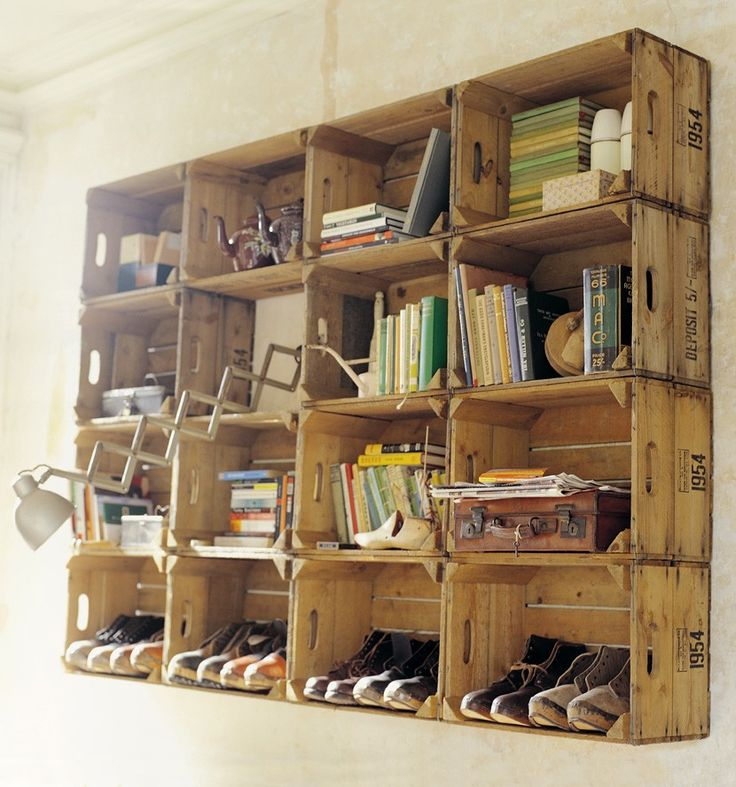 DIY wooden pallet furniture ideas for your