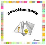 Des cocottes en phono