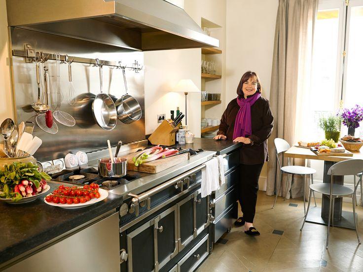 Star Kitchen: Ina Garten's Paris Kitchen : Food Network - FoodNetwork.com