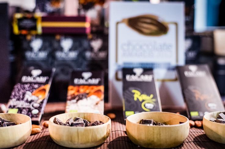 Pacari, Chocolate Unwrapped 2012 (photo credit Paul Winch-Furness)