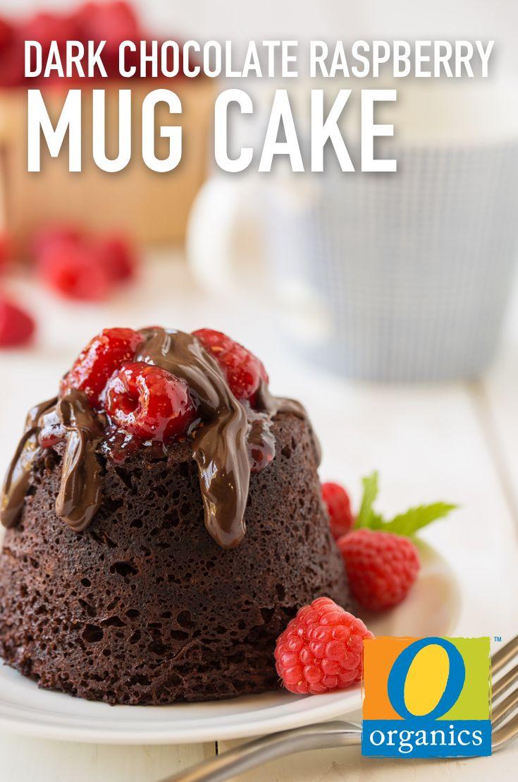 how to make a chocolate mug cake without cocoa powder