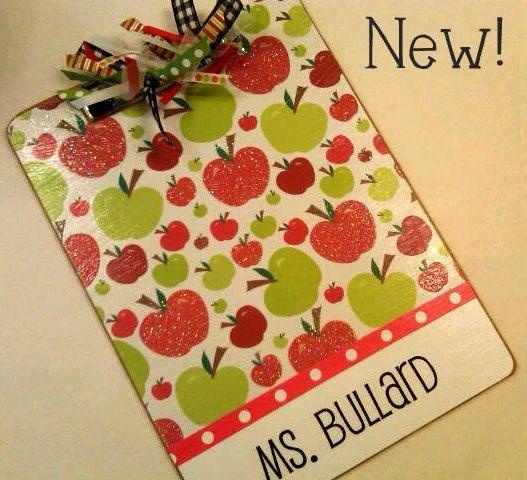 Powrót do szkoły nauczyciel dar ... słodkie !: