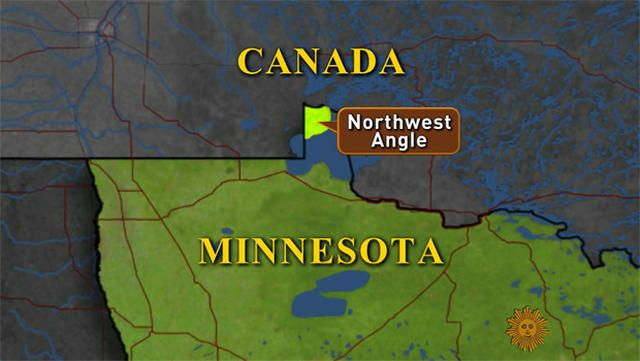 Northwest Angle