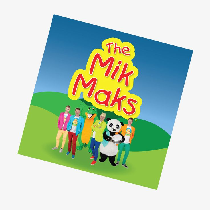 The MikMaks Digital Download, purchase yours today to sing and dance along with The MikMaks http://www.themikmaks.com.au/product/mikmaks-album-digital-download/