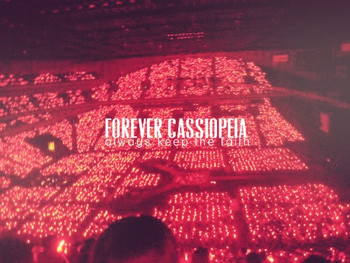 Red Ocean - Dong Bang Shin Ki - Always Keep The Faith - Forever Cassiopeia