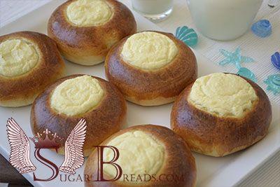 Mυζηθροπιτάκια από την Ρωσία | Sugar & Breads in Greece