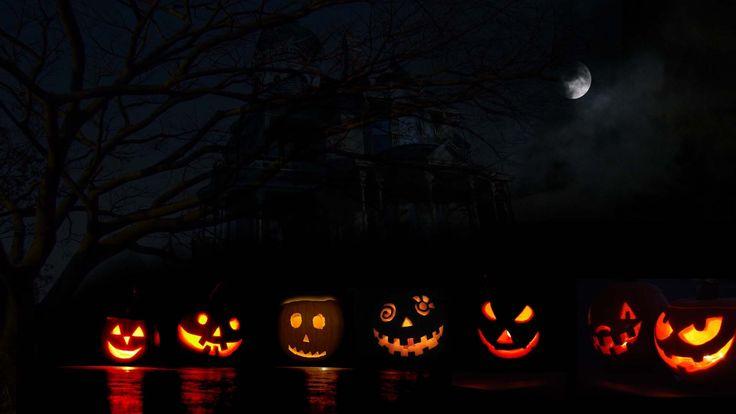 Halloween Desktop Backgrounds Wallpaper Halloween