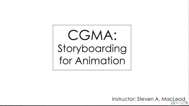 SteveMcLoud introduction on storyboard class