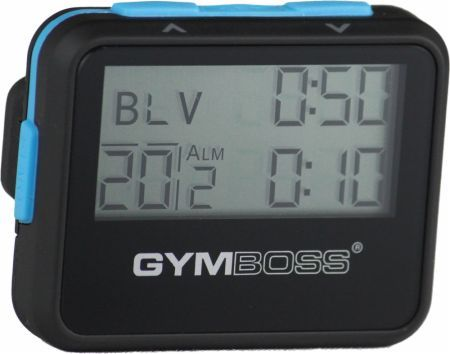 Gymboss Interval Timer & Stopwatch