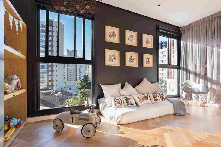 Пятиэтажка на пять квартир в Бразилии