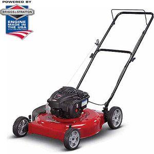 "Murray 22"" Gas-Powered Lawn Mower $156"